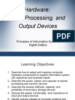 03 Hardware - Input Processing & Output Devices