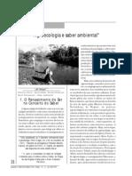 Agroecologia e saber a,biental