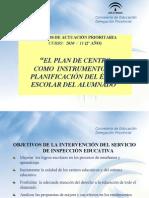 PRESENTACIÓN PLAN DE CENTRO-2