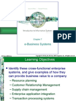 E-business Systems