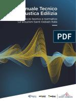 Manuale Tecnico Di Acustica Edilizia Saint Gobain Italia Maggio 2021