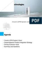 Oracle EPM Overview