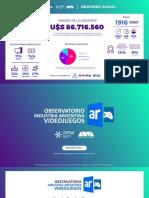 Informe Observatorio de La Industria Argentina de Desarrollo de Videojuegos - Edición 2021 ESP