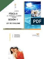 Sec_01 Ley de Coulomb