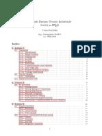 Appunti Disegno Tecnico Industriale