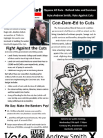 andy smith leaflet