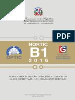 NORTIC-B1-2016