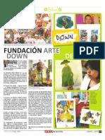 Fundación Arte Down de México - Guia de Boston - Abril de 2011