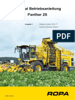 Ropa Panther 2S Betriebsanleitung