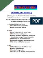 Flier UUUNO Climate Portal Final Apr 2011