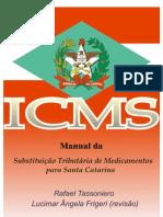 Manual de Substituição Tributária de Medicamentos - SC