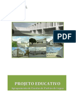 Projeto Educativo Do Agrupamento 2018-2021