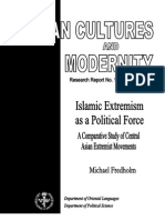 Islamic Extremism as a Political Force-2006
