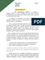 APRESENTAÇÃO- TALES DE MILETO