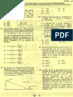 Tercera Prueba Calificada Cepre UNI - 2019 I