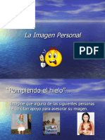 1.-La Imagen Personal