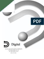 Manual de Instalaao e Operaao Dt2048 Shdsl r 2w Dt2048 Shdsl r 4w