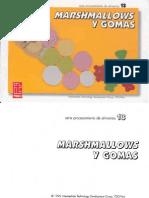 Marshmallows y gomas