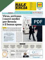 Il Giornale Di Brescia 29-03-2020