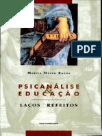 Psicanalise e educação