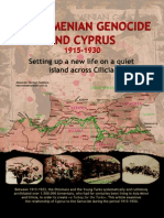 The Armenian Genocide and Cyprus (1915-1930)