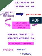 4. Metabolism glucidic-diabet zaharat