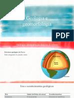 Maratona - Aula 7 e 8 - Geologia, geomorfologia