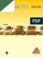 CAMINHÃO 8500 TCE 2ª Ed