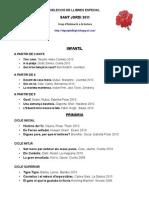 Especial Sant Jordi 2011-1