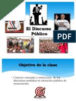 El Discurso Publico MAG