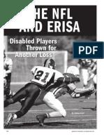 Jeffrey Dahl NFL and ERISA