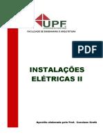 Apostila projetos elétricos