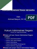 Hukum Administrasi Negara (HAN)