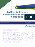 Analise de Riscos e Contramedidas em Cloud-Computing