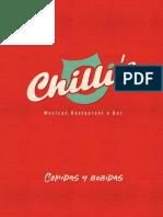 Chillis Fuerth 2019