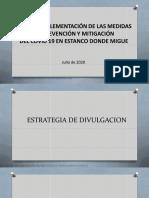 Protocolo Estanco Don Miguel