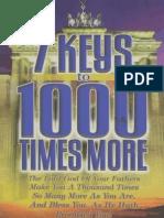 7 Keys to 1000 Times More - Murdock