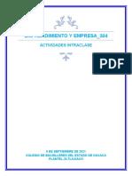 EmpreAct.3 EMPRENDIMINTO Y EMPRESA