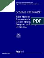 Combat Air Power 1996