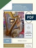 Récital Harpe 15 mai 2011