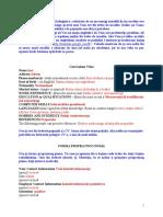 CV i Propratno Pismo