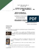 14º Mística Alianza de la Virtud y los Virtuosos  - V.·.H.·. Humberto Tosso Nicolini, 14°