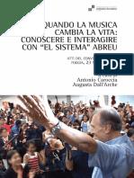 El sistema Abreu di Umberto Giordano