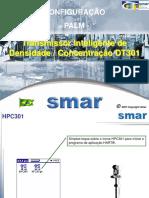 SMAR - DT301_Configuração_Palm_R0