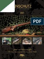 Anschutz Catalog 2011