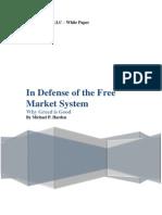 White Paper Free Market