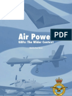 Air Power - UAVS