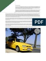 Fiat Uno Turbo ie 1994