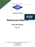 DATAMINE  Open Pit Basico