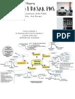 TUGAS INDIVIDUAL MIND MAPPING ANEKA (AGENDA 2 )  DELIANA